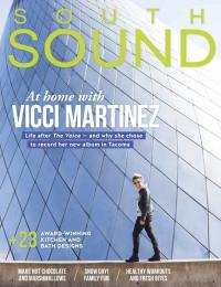 South Sound Magazine - December January 2015