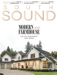 South Sound Magazine - Modarn Farm House
