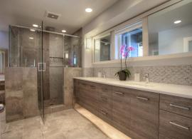 Tacoma Master Bathroom