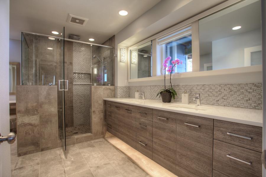 Tacoma Master Bathroom SB Interior Design